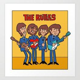 The Rutles Art Print