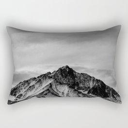 Black Mountain Rectangular Pillow