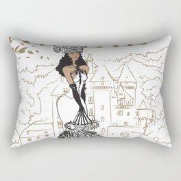 Kayla Royal Rectangular Pillow