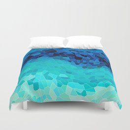 INVITE TO BLUE Duvet Cover