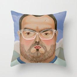 KSPER BOTERO Throw Pillow