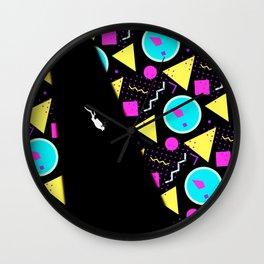 Dive deeper Wall Clock