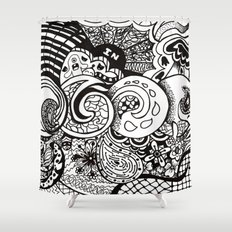 IN Shower Curtain