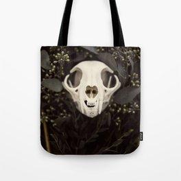 Skull and Bone Tote Bag