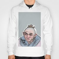 ahs Hoodies featuring Pepper AHS Illustration by ShannonArgent