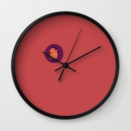 Hulk Smash Simple Wall Clock