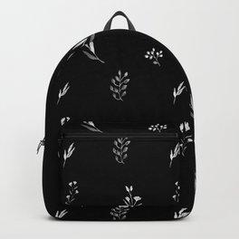 Little botanics black Backpack