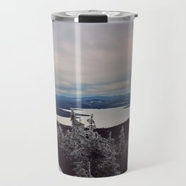 Winter on Bigelow Travel Mug