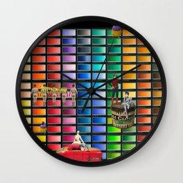 Lockdown Dream Wall Clock