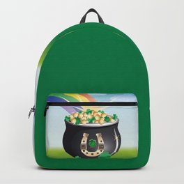 Pot of gold Backpack