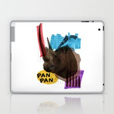 Rhinocéros Laptop & iPad Skin