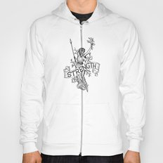 Warrior woman Hoody