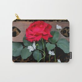 Love Springs Eternal - With A Little Help Carry-All Pouch