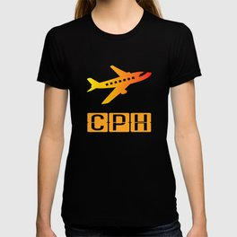 Copenhagen Airport T-shirt