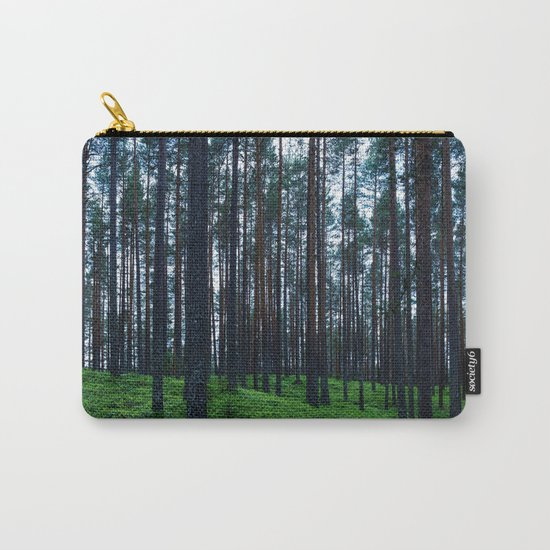 Into the woods I go  Carry-All Pouch