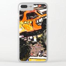 Monster Jam El Toro Loco Clear iPhone Case
