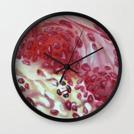 Blood Work Wall Clock