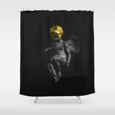 Cupidon Shower Curtain