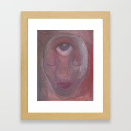 Reds Framed Art Print
