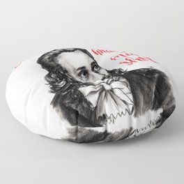 Hamilton Floor Pillow