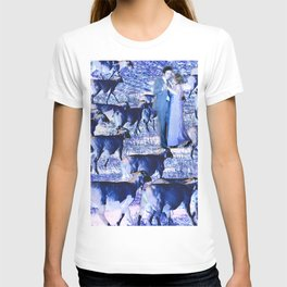Dancing with Sheep T-shirt