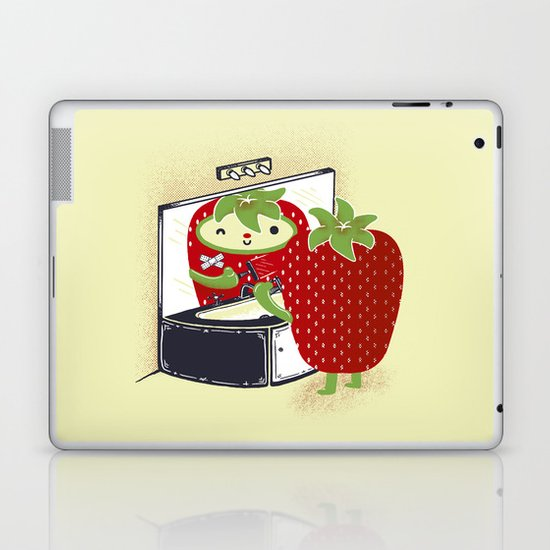 Shaberry Laptop & iPad Skin