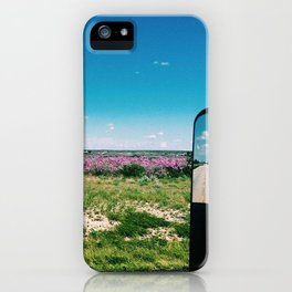 kenzie's take on monet iPhone Case