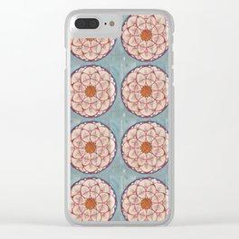 Lotus edit Clear iPhone Case