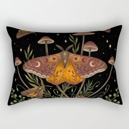 Autumn Light Underwing Rectangular Pillow