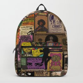 Rock n' roll stories II Backpack