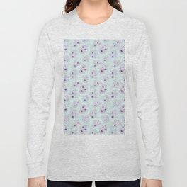 Watercolor Bouquets Long Sleeve T-shirt