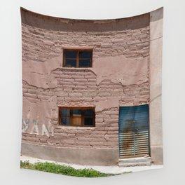 Bolivia door 4 Wall Tapestry
