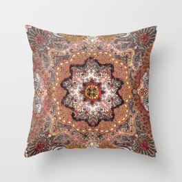 Afternoon in Florence Throw Pillow