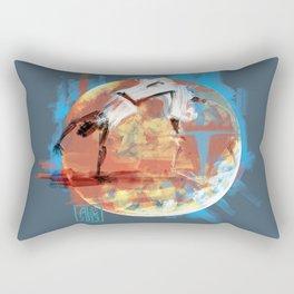 Capoeira 544 Rectangular Pillow