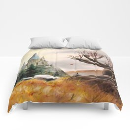 Autumnal magic... Comforters