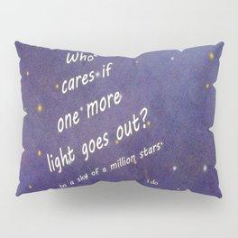 A Million Stars Pillow Sham