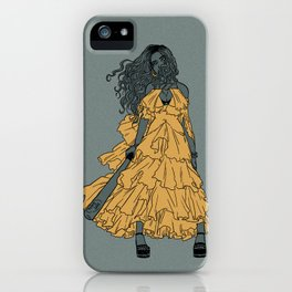 (Sorry) I Ain't Sorry iPhone Case