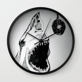 OM NOM NOM NOM NOM  Wall Clock