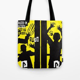 George A. Romero Series :: Dawn of the Dead Tote Bag