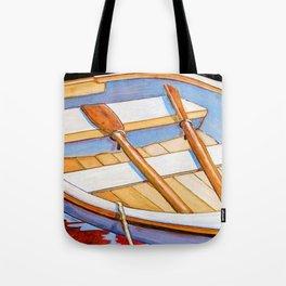 Row Boat Too Tote Bag