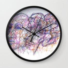 Titular Tri-View Wall Clock
