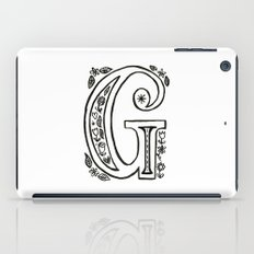 g is for iPad Case