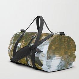 Autumn Pond Duffle Bag