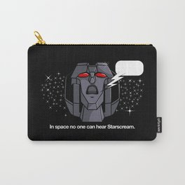 Space Scream Carry-All Pouch
