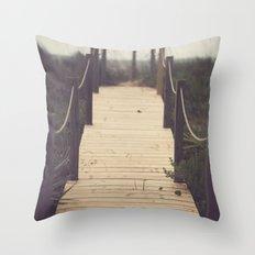 Midsummer Eve Throw Pillow