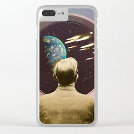mcd Clear iPhone Case