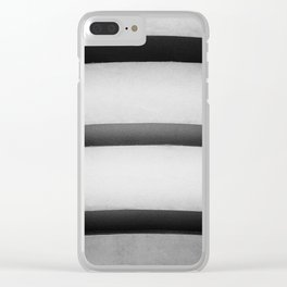 New York abstract Clear iPhone Case