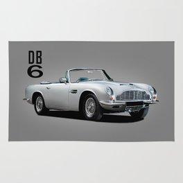 The DB6 Volante Rug
