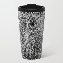 Snowy Blossoms Travel Mug