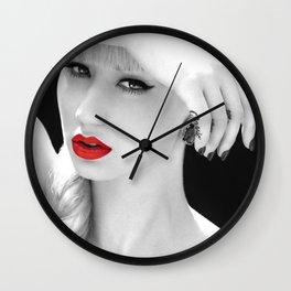 Iggy Azalea Bahaus Wall Clock